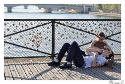 Pont des Arts ~ 4 ~