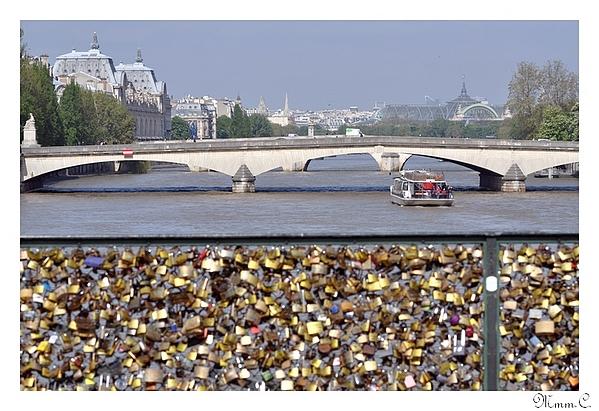 Pont des Arts ~ 2 ~