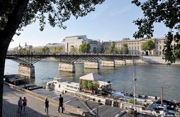 Pont des Arts  ~ 1 ~
