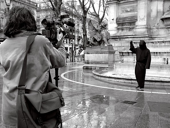 Action contre la Faim, Place Saint Michel