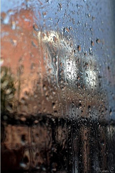 La pluie - Couleur