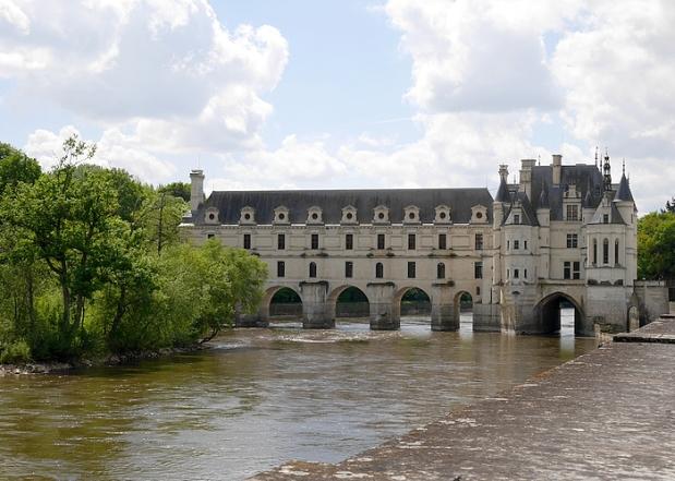 château de chenonceau PF